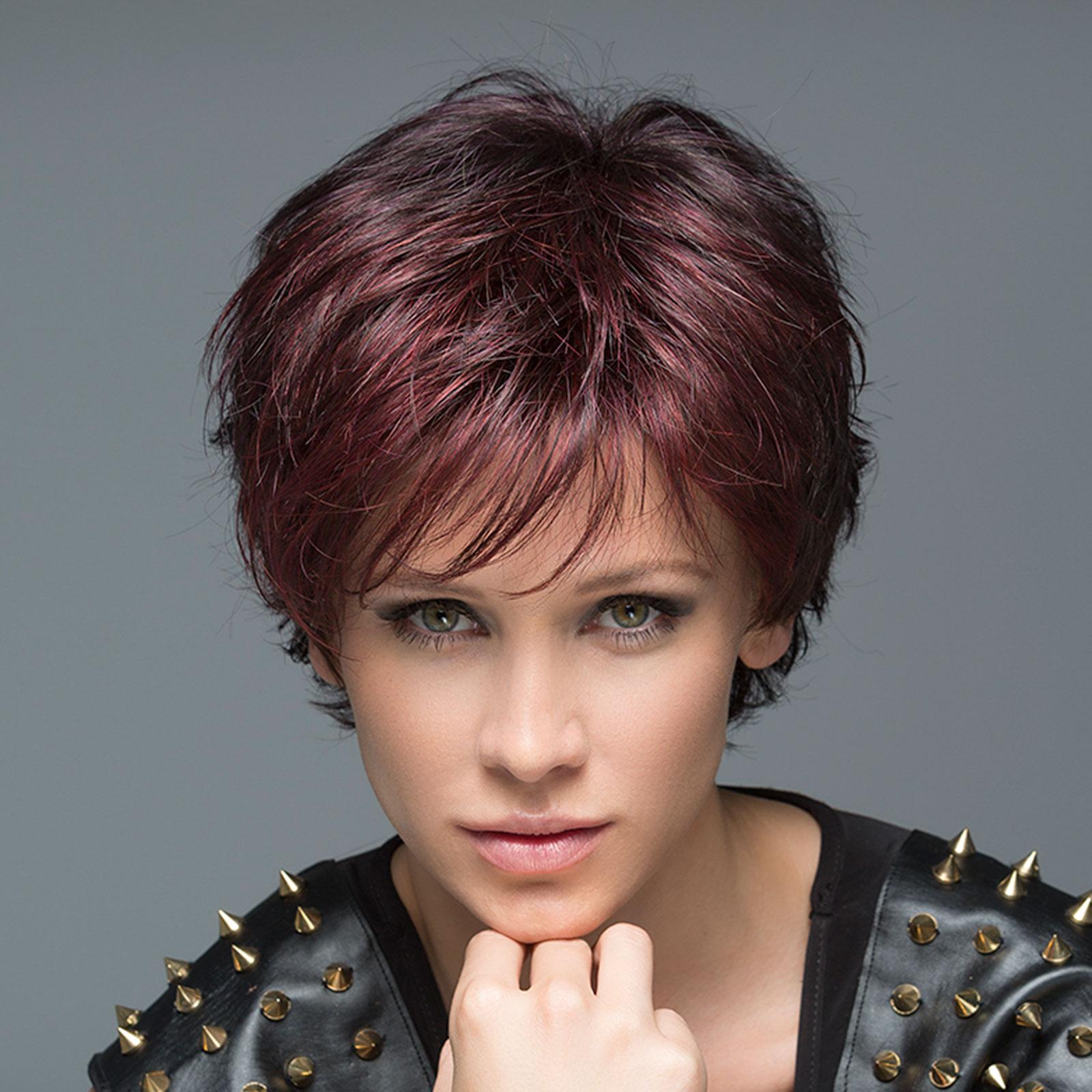 perucci hair piece - open