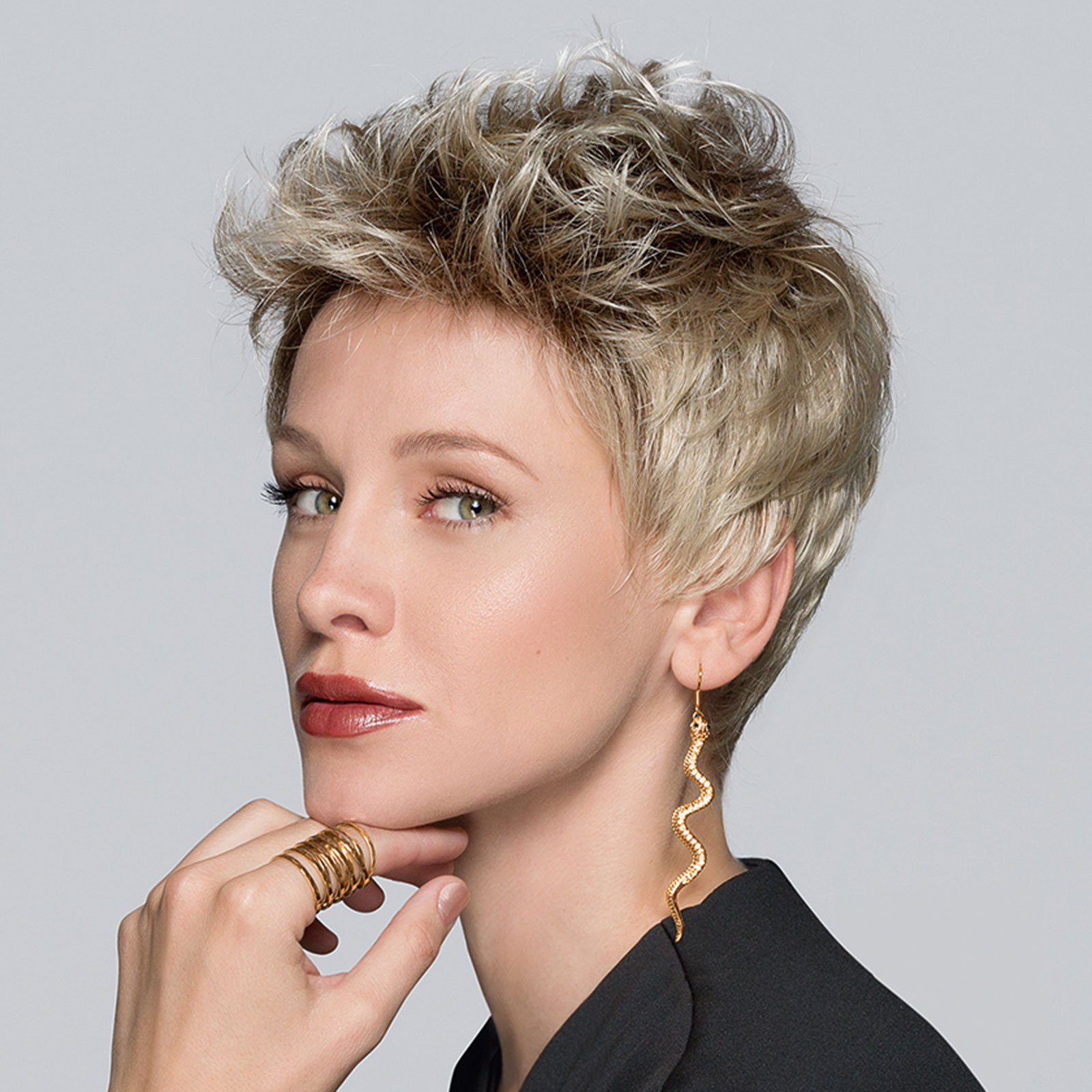 perucci hair piece - tab